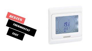 Die Besten Thermostat Test 2021 - (Top 5)