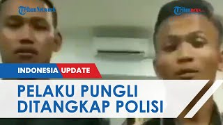 Video Permintaan Maaf Pelaku Pungli Terhadap Pedagang yang Ngaku Kenal Kapolda, Kasus Berakhir Damai