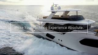Video ABSOLUTE 68 NAVETTA