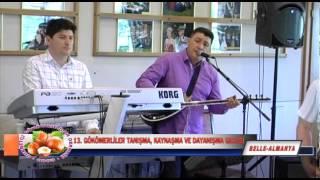 preview picture of video '13. ORDU GÖKÖMERLiLER GECESi ALMANYA'DA YAPILDI'