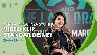 Cerita Via Vallen Rasakan Syuting Video Klip Bernuansa Megah dengan Standard Produksi Disney
