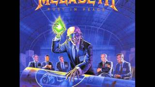 SPECIAL! Rust in Peace WHOLE ALBUM!