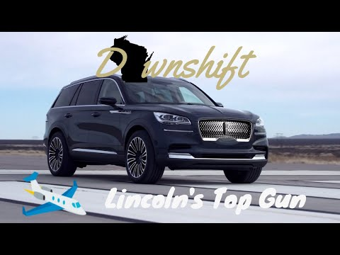 THE PADDOCK | 2020 Lincoln Aviator - A Smaller, More Sporty Navigator