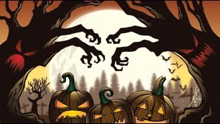 Dark Magical Music & Halloween Music | Pumpkin Town