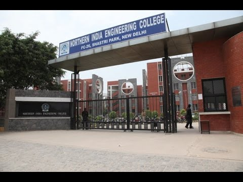Northern India Engineering College video cover1