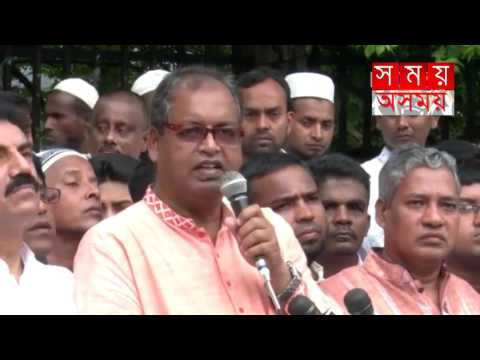 Somoy Osomoy Bangla News 21 April News Shamim Usman, Shafi, Hefajote Islam