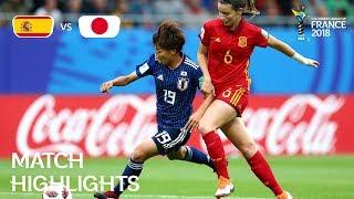 Spain V Japan - FIFA U-20 Women's World Cup France 2018 - THE FINAL