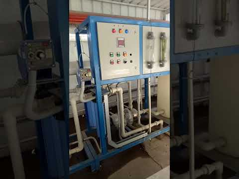 Packaged Drinking Water (ro) Plant