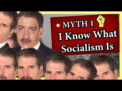 """Fox News """"Journalist"""" Doesn't Know What Socialism Is (Debunking """"5 Myths About Socialism"""")"""