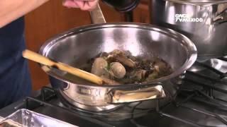 Tu cocina - Pasta con hongos oreja de ratón