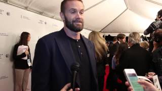 Garret on Tribeca Film Festival - Interview Just Before I Go