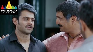 Mirchi Telugu Movie Part 8/13 | Prabhas, Anushka, Richa | Sri Balaji Video