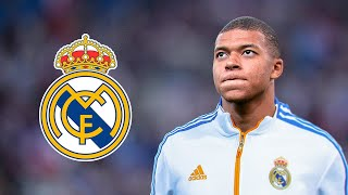 Kylian Mbappé WELCOME to Real Madrid