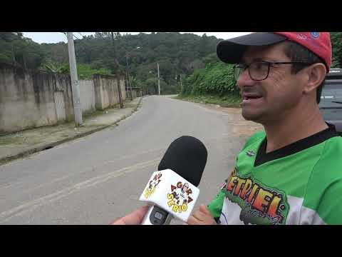 Vereador Chiquinho pede redutor de velocidade na  Estrada Martha Maria de Jesus