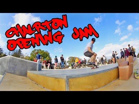 Charlton Skatepark Opening Jam