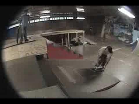 Pipes Skatepark, Modified Skateboards Video.