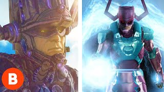 This Is How Galactus Will Appear In Marvel Phase 4