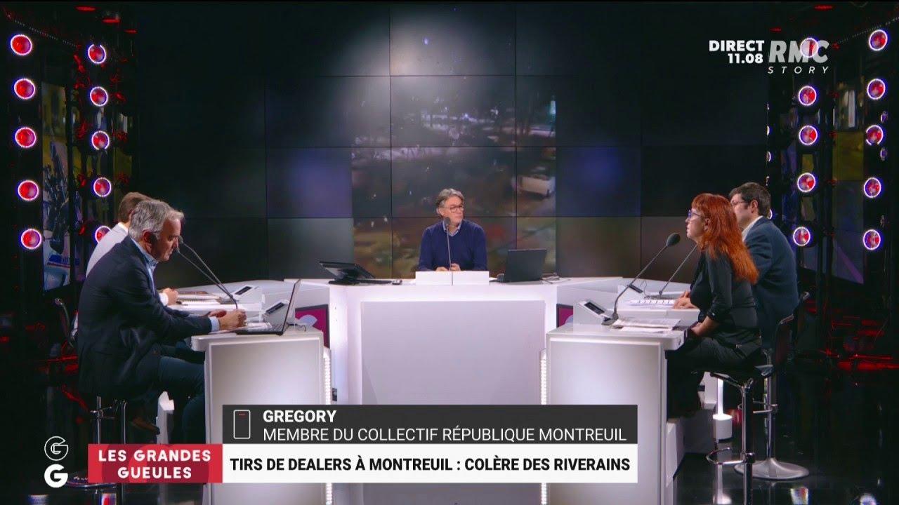 Témoignage : Gregory a reçu des tirs de mortier par des dealers dans son immeuble à Montreuil
