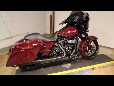 2020 Harley-Davidson Street Glide® Special in New London, Connecticut - Video 1