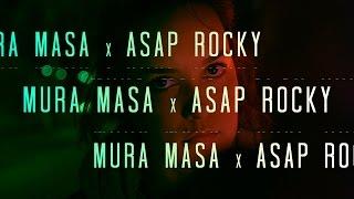 Mura Masa   Love$ick Ft. A$AP Rocky (lyric Video)
