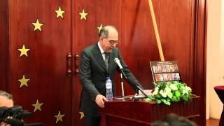 Memorial Ceremony - Pierre Sellal - 2015