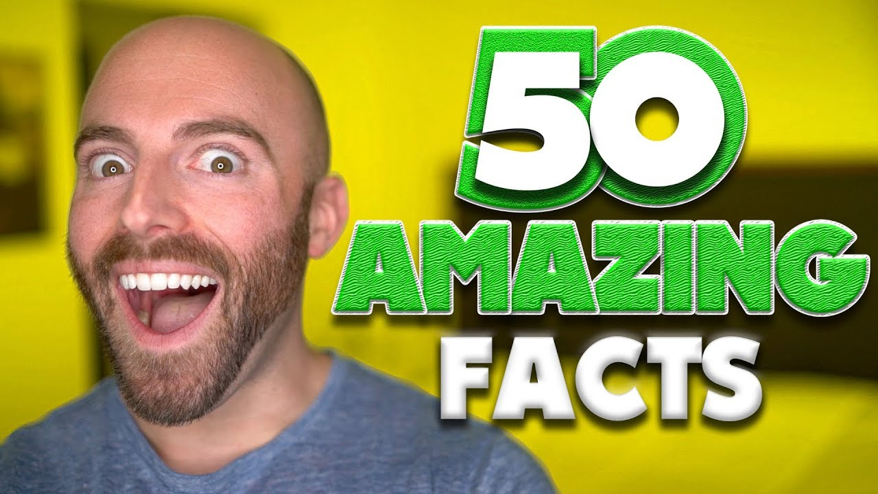50 AMAZING Facts to Blow Your Mind! #107 thumbnail