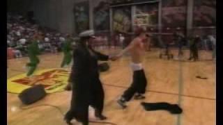 Marky Mark & the Funky Bunch 1991 MTV Rock'N'Jock B-Ball Jam