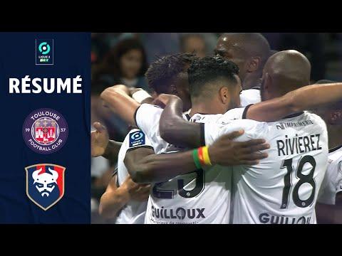 Highlights trận đấu giữa Toulouse và Caen