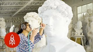 Here's Where the Marble for Classic Sculptures Comes From