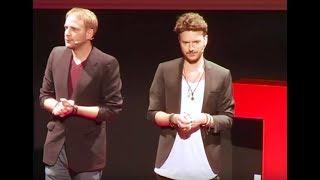 Le paradoxe de Robin des Bois | Fabrice de Boni & Axel Lattuada | TEDxLaRochelle | Kholo.pk