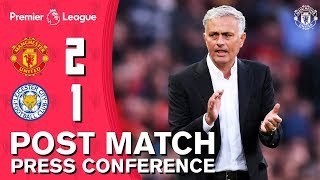 Pogba was a Monster! Mourinho Delighted with Opening Day Man Utd Win | Post Match Press Conference