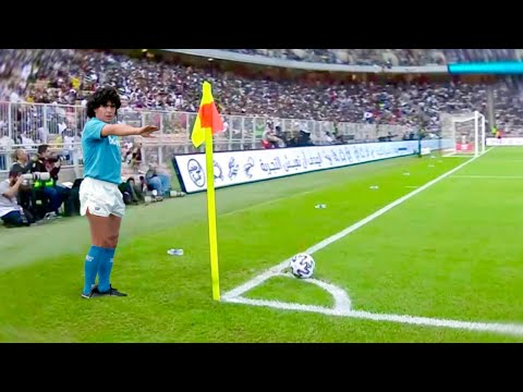 Diego Maradona Goals That SHOCKED The World