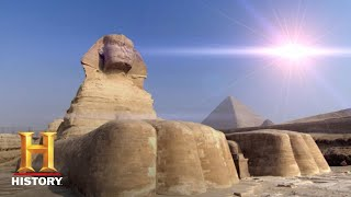 Ancient Aliens: A Twin Sphinx on the Giza Plateau (Season 9) | History