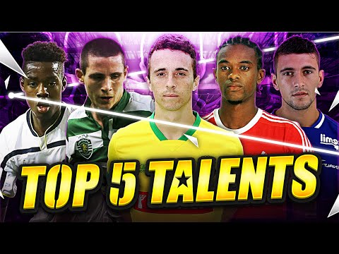 FIFA 16 BEST YOUNG PLAYERS – TOP 5 TALENTS OF THE WEEK #5