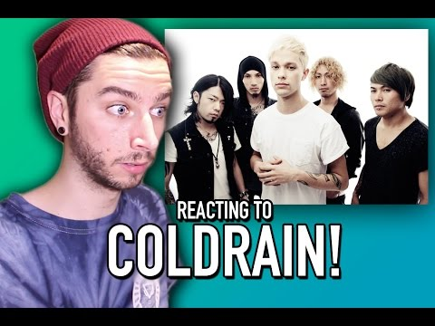 REACTING TO COLDRAIN!!!
