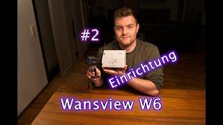 Wansview W6 - Outdoor FullHD 1080p Kamera - Einrichtung und kurzer Test