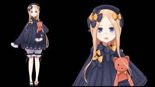 Abigail Williams  - (Fate/Grand Order) - SxMi - FGO/Abigail Williams Live2D V0.5