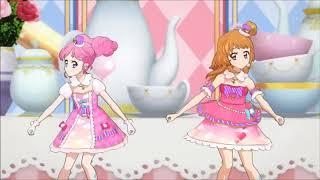 Akari ozora  - (Aikatsu!) - Aikatsu! Akari Ozora and Madoka Amahane Hello New World Stage