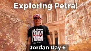 Petra - Exploring the Amazing Rock City of Jordan