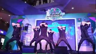 [121104] SQ5 cover 2PM :: Beautiful + I'm Your Man + Hand Up @ OISHI 2012 (Final)