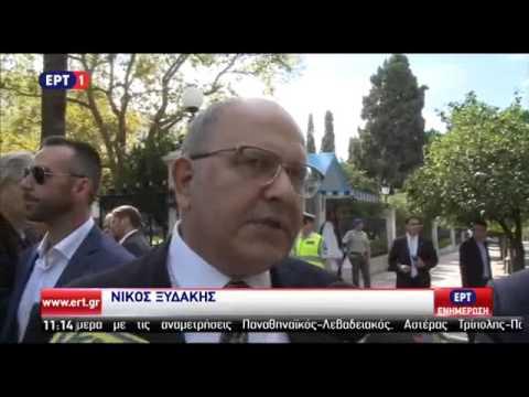 Δηλώσεις Ν. Ξυδάκη μετά την ορκωμοσία της νέας κυβέρνησης