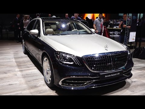 Mercedes S Class S650 Maybach V12 - NEW Full Review LONG + Interior Exterior Infotainment