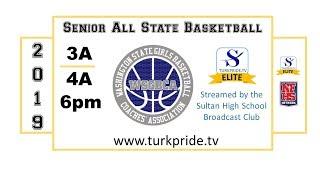 2019 3A vs 4A Senior All State Girls Basketball