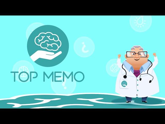 Top Memo - Boostez votre cerveau!