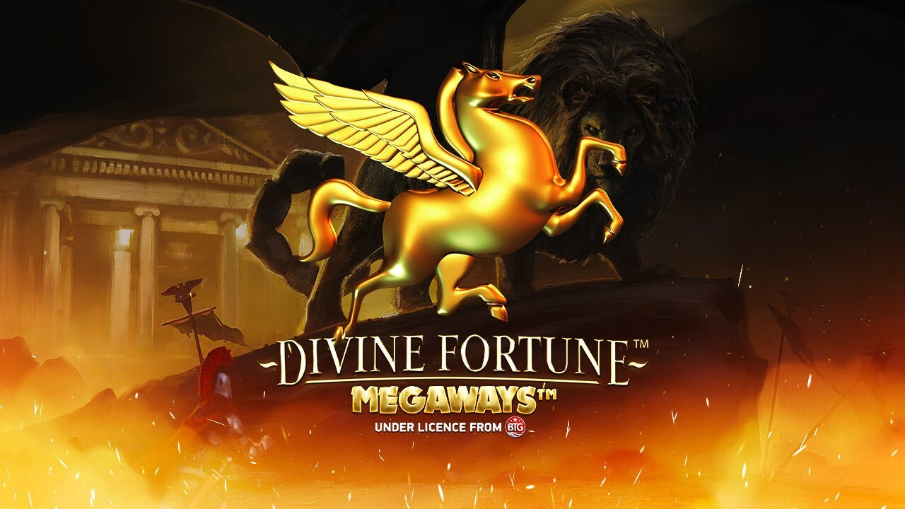 Divine Fortune Megaways Slot by NetEnt