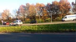 preview picture of video 'Verscherpt Rijdend Toezicht prio1 De Bilt'
