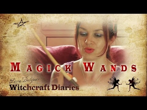 Witch in the city – Magic wands