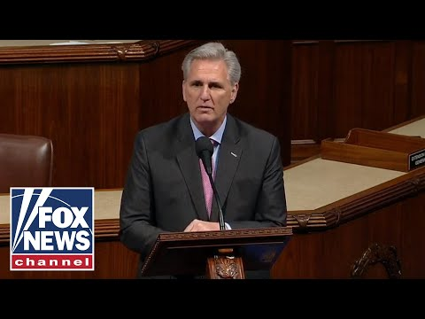 McCarthy blasts dem impeachment managers in explosive house floor speech