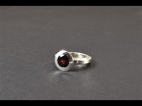 Making A Contemporary Design Ring