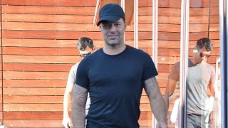 Ricky Martin And New Boyfriend Jwan Yosef Go On Shopping Spree In West Hollywood